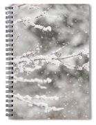 First Day Of Spring 2015 New Jersey Spiral Notebook