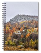 First Dusting Spiral Notebook