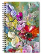 First Flowers Spiral Notebook
