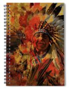 First Generation 07b Spiral Notebook
