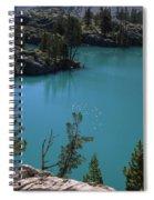 First Lake Spiral Notebook