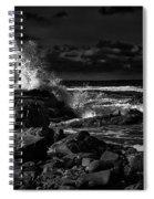 First Light - Kennebunkport Maine Spiral Notebook