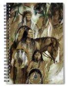 First Nation 67r Spiral Notebook