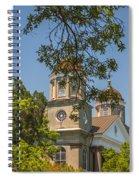 First Presbyterian Church Spiral Notebook