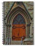 First Presbyterian Church Door Spiral Notebook
