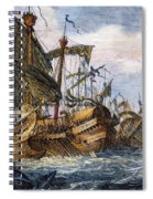 First Punic War Battle Spiral Notebook