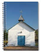 First Service Spiral Notebook