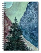 First Snowfall Spiral Notebook