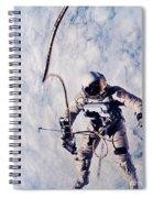 First Spacewalk Spiral Notebook