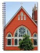 First United Methodist Church Tupelo Ms Spiral Notebook