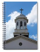 First United Methodist Of Plant City Fl Spiral Notebook