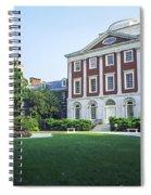 First Us Hospital Spiral Notebook