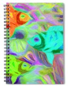Fish 3 Spiral Notebook
