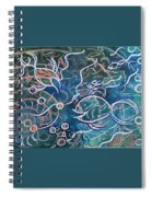 Fish Family Spiral Notebook