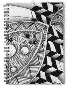 Fish Kiss Spiral Notebook