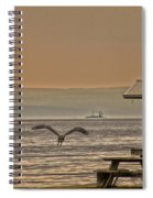Fish Patrol Spiral Notebook