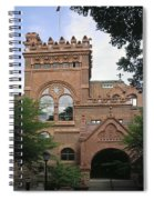 Fisher Fine Arts Library Historical Place Spiral Notebook