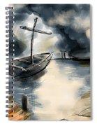 Fisher Of Men Spiral Notebook