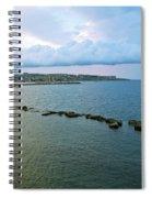 Fisherman's Delight In Sicily Spiral Notebook