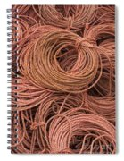 Fisherman's Terminal Seattle Spiral Notebook