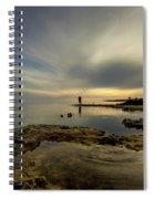 Fisherman's Zen  Spiral Notebook