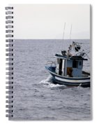Fishermen Spiral Notebook
