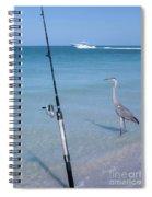 Fishermen Spiral Notebook