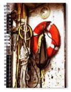 Fishing Life Spiral Notebook