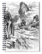 Fishing Rights, 1877 Spiral Notebook