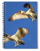 Fishing Tandem Spiral Notebook