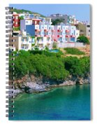 Fishing Village Bali Spiral Notebook