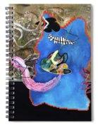 Fishtank  Spiral Notebook