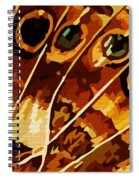 Five Eyes Spiral Notebook