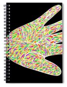 Stop Bulling Live As One Spiral Notebook