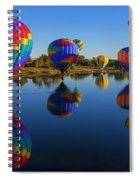 Five On The Water Spiral Notebook