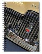 Fj Holden - Front End - Grill Spiral Notebook