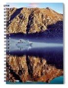 Fjord Spiral Notebook