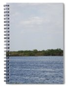 Fla Everglades Spiral Notebook