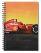 Flag Spiral Notebook