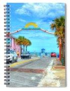 Flagler Avenue Spiral Notebook