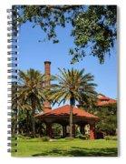 Flagler College, St Augustine Spiral Notebook