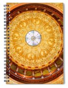 Flagler Lobby Dome Spiral Notebook