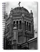 Flagler Memorial Presbyterian Church 3  B-w Spiral Notebook