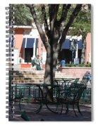 Flagler Park Spiral Notebook