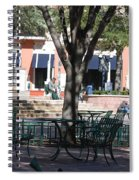 Flagler Park Spiral Notebook