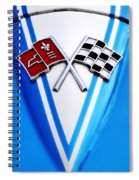 Flags Of Our Fathers Spiral Notebook