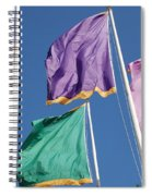 Flags Spiral Notebook