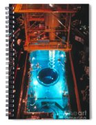 Flamanville Nuclear Power Plant Spiral Notebook