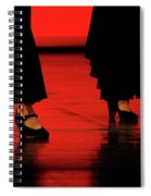 Flamenco 2 Spiral Notebook