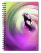 Flamenco Dance Art 675y Spiral Notebook